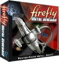 Firefly Metal Keychain
