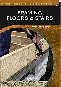 Framing Floors & Stairs