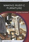 Making Rustic Furniture