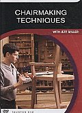 Chairmaking techniques with Jeff Miller