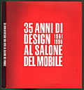 35 Anni Di Design 1961-1996 Al Salone Del Mobile