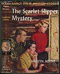 The Scarlet Slipper Mystery: Nancy Drew 32 1st Edition