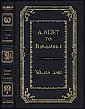 A Night to Remember Signed Edition