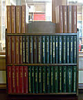 Roger Tory Peterson Field Guides, 44 Volumes with Bookcase