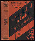 The Knife Behind the Curtain 1st Edition
