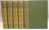 Francis Parkmans Works New Library Edition 12 Volumes