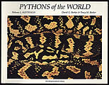 Pythons of the World, Volume 1: Australia