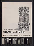 The Architecture of Purcell and Elmslie