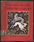 Dog in the Tapestry Garden