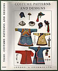 Costume Patterns and Designs 1st Edition