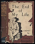 The End of My Life Signed 1st Edition