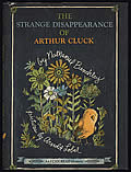Strange Disappearance of Arthur Cluck Signed 1st Edition