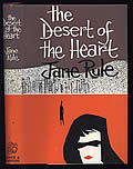 Desert of the Heart Signed 1st Edition