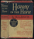 Honey in the Horn 1st Edition