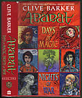 Abarat Book 2: Days of Magic, Nights of War Signed 1st Edition