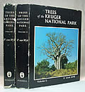 Trees of the Kruger National Park, 2 Volumes
