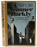 A Scanner Darkly  Signed 1st Edition Cover