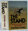 The Stand Signed 1st Edition Cover