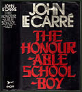 The Honourable Schoolboy Signed 1st Edition