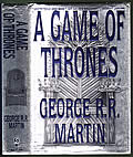 A Game of Thrones (A Song of Ice and Fire #1) 1st Edition Cover