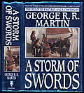 A Storm of Swords (A Song of Ice and Fire #3) Signed 1st Edition