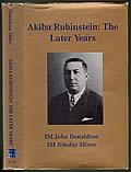 Akiba Rubinstein: The Later Years