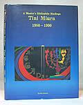 A Master's Bibliophile Bindings: Tini Miura, 1980-1990