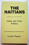 Haitians Class & Color Politics