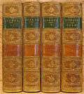 Works of Lord MaCaulay 8 Volumes in 4: Critical, Historical and Miscellaneous Essays with a Memoir and Index & Speeches and Poems, with the Report and Notes on the Indian Penal Code