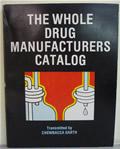 Whole Drug Manufacturers Catalog