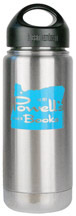 Powell's Blue Vacuum Insulated Klean Kanteen (16 oz.) Cover