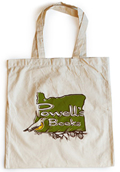 Powells Meadowlark Tote Bag Natural