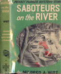 boteurs on the River Penny Parker Mystery Stories 9