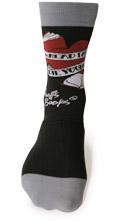 Powell's Tattoo Sock (Crew)