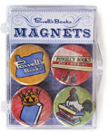 Powell's Denim Magnets