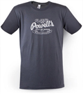 Powell's 41st Anniversary T-Shirt (Gray, XL) Cover