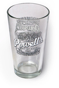 Powell's 41st Anniversary Pint Glass Cover