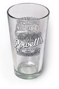 Powell's 41st Anniversary Pint Glass