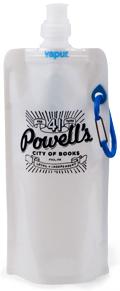Powell's Vapur 41st Anniversary Water Bottle (White, .5L)