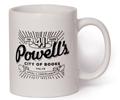 Powell's 41st Anniversary Mug (White)