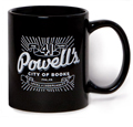 Powell's 41st Anniversary Mug (Black) Cover