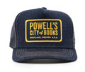 Powell's Denim Mesh Cap