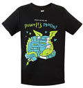 Powell's Dragon's Hoard T-Shirt (Black, 4T)