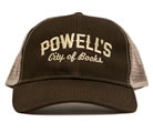 Powell's Brown Baseball Cap