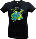 Powell's Dragon's Hoard T-Shirt (Women's Medium)