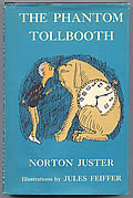 Phantom Tollbooth Signed and Inscribed by Norton Juster