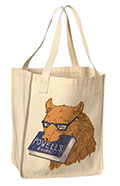 Bear Essentials Tote (Powell's Design Contest Winner)