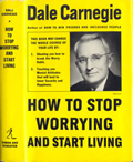 How to Stop Worrying & Start Living Signed 1st Edition