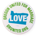 Oregon United for Marriage Button