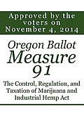 Oregon Ballot Measure 91